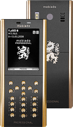 Mobiado Professional 105 GCB Gold