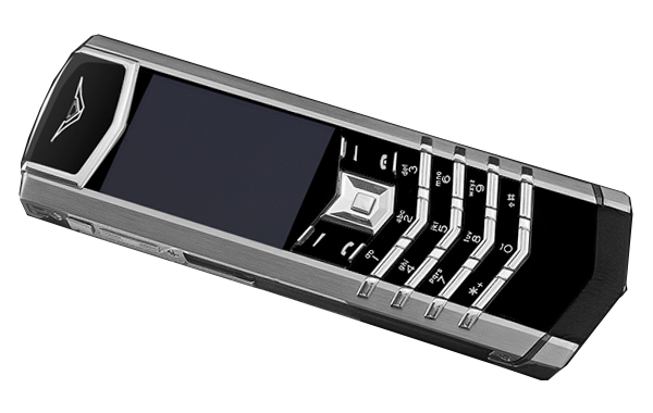 Vertu Signature S Design Steel Exclusive
