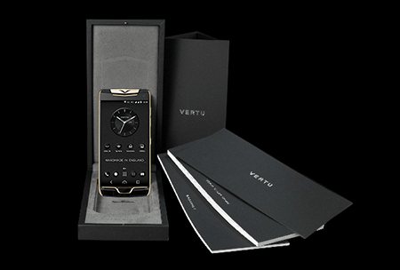 Комплектация телефона Vertu Constellation X Alligator Black Red Gold