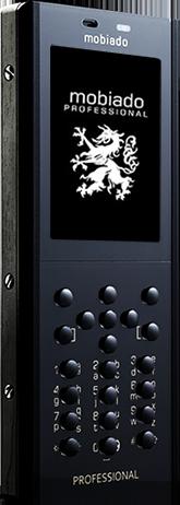 Телефон Mobiado Professional 105 EM Ebony