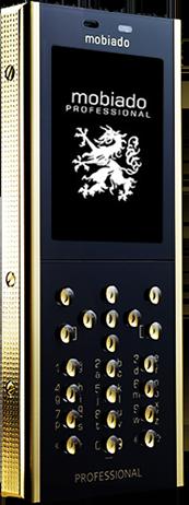 Телефон Mobiado Professional 105 GCB Gold