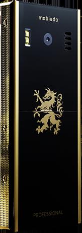 Телефон Мобиадо Professional 105 GCB Gold