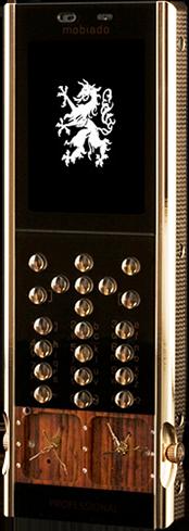 Телефон Mobiado Professional 105 GMT Antique
