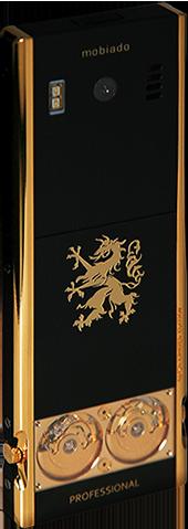 Телефон Мобиадо Professional 105 GMT Gold