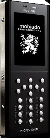 Телефон Mobiado Professional 105 ZAF Black