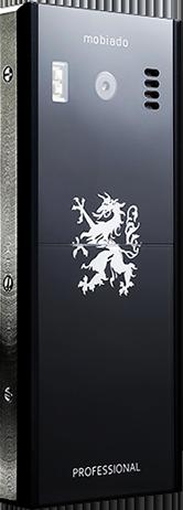 Телефон Мобиадо Professional 105 ZAF Black