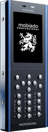 Телефон Mobiado Professional 105 ZAF Blue
