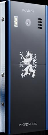 Телефон Мобиадо Professional 105 ZAF Blue