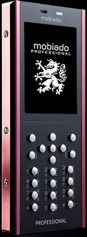 Телефон Mobiado Professional 105 ZAF Red