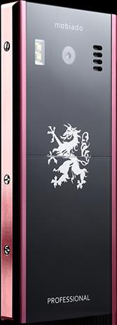 Телефон Мобиадо Professional 105 ZAF Red