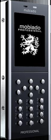 Телефон Mobiado Professional 105 ZAF Silver