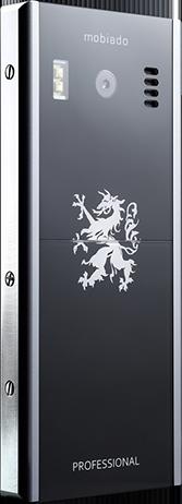 Телефон Мобиадо Professional 105 ZAF Silver