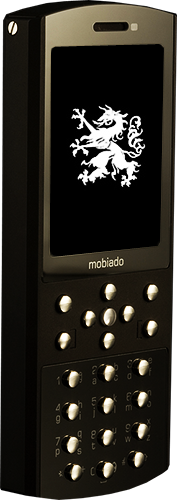 Телефон Mobiado Classic 712 ZAF Black