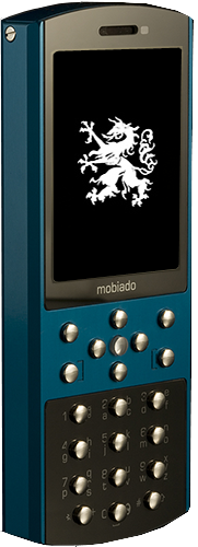 Телефон Mobiado Classic 712 ZAF Blue