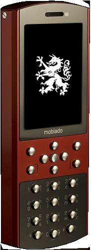 Телефон Mobiado Classic 712 ZAF Red