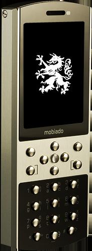 Телефон Mobiado Classic 712 ZAF Silver