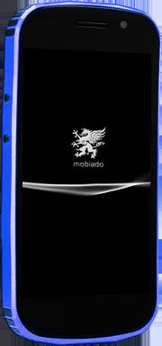 Телефон Mobiado Grand Touch Blue