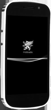 Телефон Mobiado Grand Touch Silver