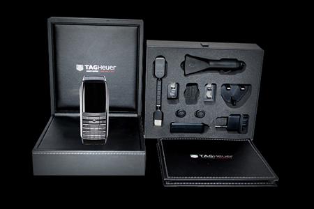 Комплектация телефона TAG Heuer Meridiist Black