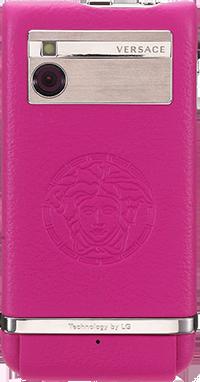 Телефон Версаче Unique - Pop Pink