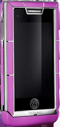 Телефон Versace Unique - Purple Rock