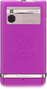 Телефон Версаче Unique - Purple Rock