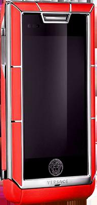 Телефон Versace Unique - Red Light
