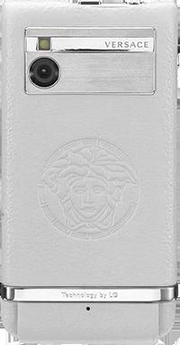 Телефон Версаче Unique - White Milk