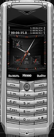 Телефон Vertu Ascent 2010 Aluminium Brown