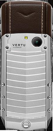 Телефон Верту Ascent 2010 Aluminium Brown