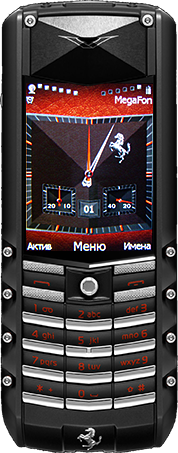 Телефон Vertu Ascent 2010 Ferrari GT Exclusive