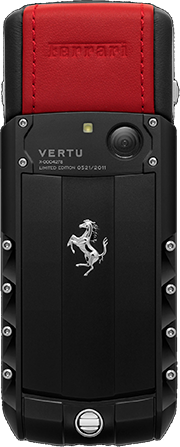 Телефон Верту Ascent 2010 Ferrari GT Exclusive