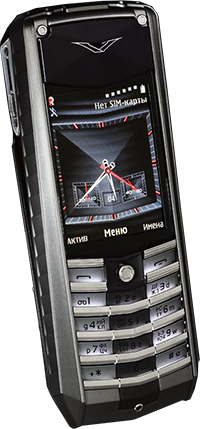 Телефон Vertu Ascent 2010 Russian