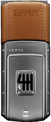Телефон Верту Ascent Ferrari 60 Limited Edition
