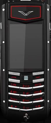 Телефон Vertu Ascent TI Ferrari Nero Assoluto