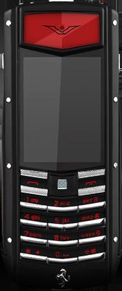 Телефон Vertu Ascent TI Ferrari Nero