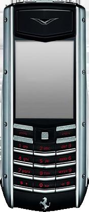 Телефон Vertu Ascent TI Ferrari Rosso