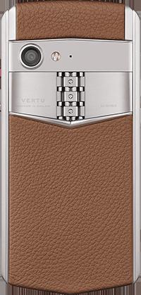 Телефон Верту Aster P Baroque Caramel Brown Calf