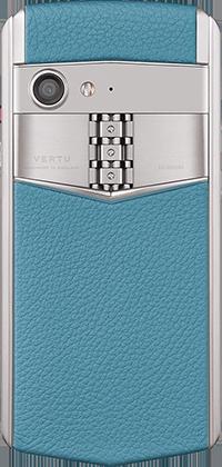 Телефон Верту Aster P Baroque Gentleman Blue Calf