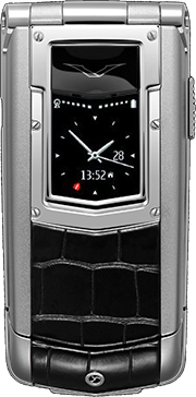 Телефон Vertu Constellation Ayxta Alligator