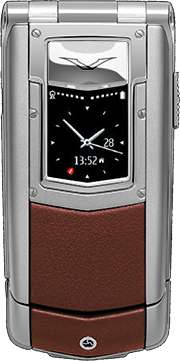 Телефон Vertu Constellation Ayxta Brown