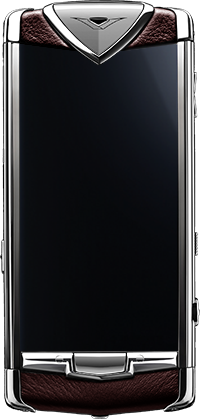 Телефон Vertu Constellation T Brown