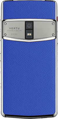 Телефон Верту Constellation X Blue Lapis Lazuli