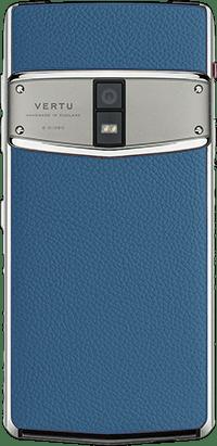 Телефон Верту Contellation X Gray Blue