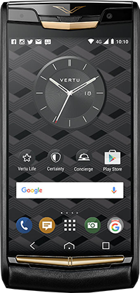 Телефон Vertu New Signature Touch Pure Jet Red Gold