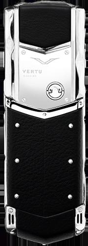 Телефон Верту Boucheron 150 White Gold