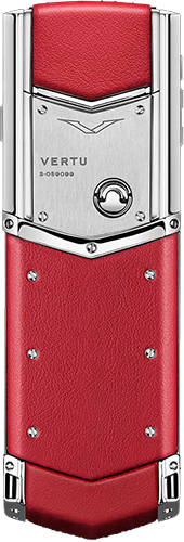 Телефон Верту Signature S Design Red Calf Russian