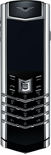 Телефон Vertu Signature S Design Steel Exclusive