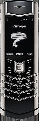 Телефон Vertu Signature S Design Steel Russian Exclusive