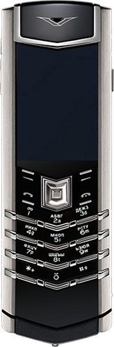 Телефон Vertu Signature S Design Steel